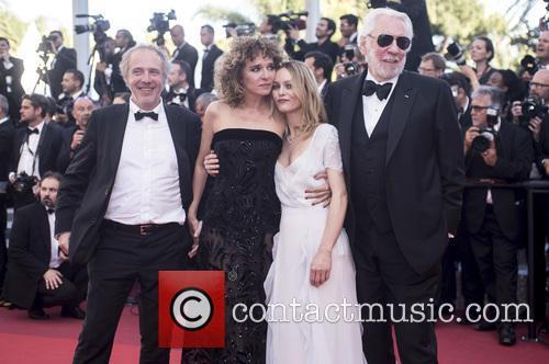 Valeria Golino, Vanessa Paradis and Donald Sutherland 2