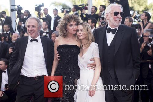 Valeria Golino, Vanessa Paradis and Donald Sutherland 3