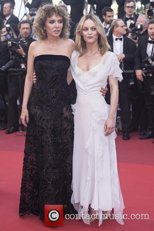 Vanessa Paradis and Valeria Golino 2