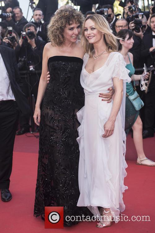 Vanessa Paradis and Valeria Golino 3
