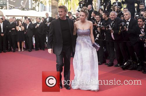 Sean Penn and Dylan Frances Penn 2