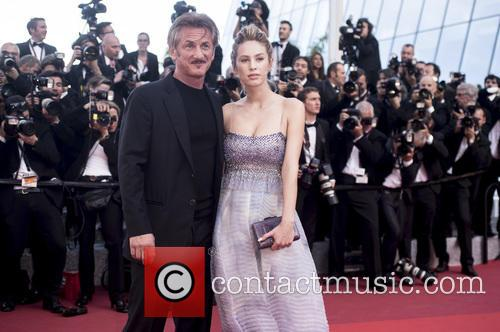 Sean Penn and Dylan Frances Penn 4