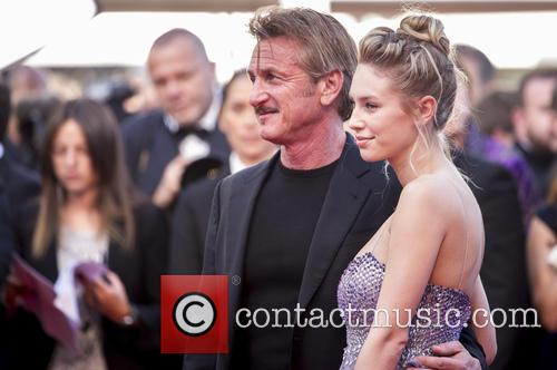 Sean Penn and Dylan Frances Penn 6