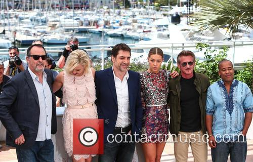 Jean Reno, Charlize Theron, Javier Bardem, Adele Exarchopoulos, Sean Penn and Zubin Cooper 2