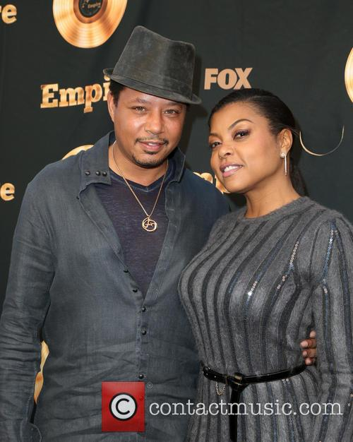 Terrence Howard and Taraji P. Henson 9