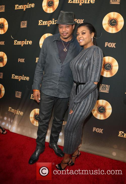 Terrence Howard and Taraji P. Henson 10