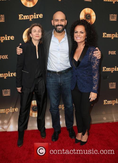 Ilene Chaiken, Sanaa Hamri and Guest 9