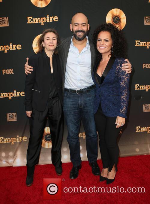 Ilene Chaiken, Sanaa Hamri and Guest 10