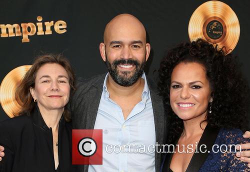 Ilene Chaiken, Sanaa Hamri and Guest 11