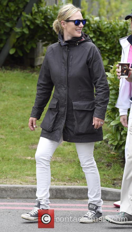 Zara Phillips 7
