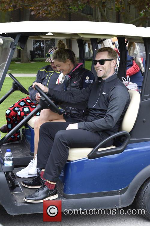 Ronan Keating and Storm Keating 3
