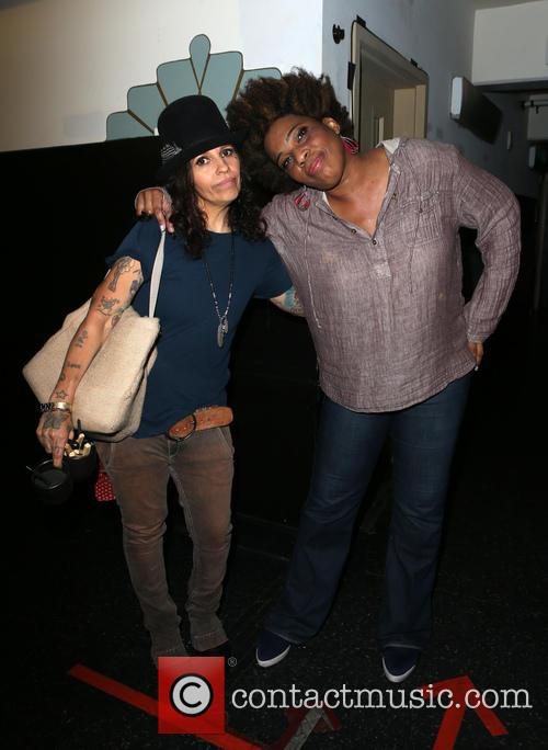 Linda Perry and Macy Gray 2