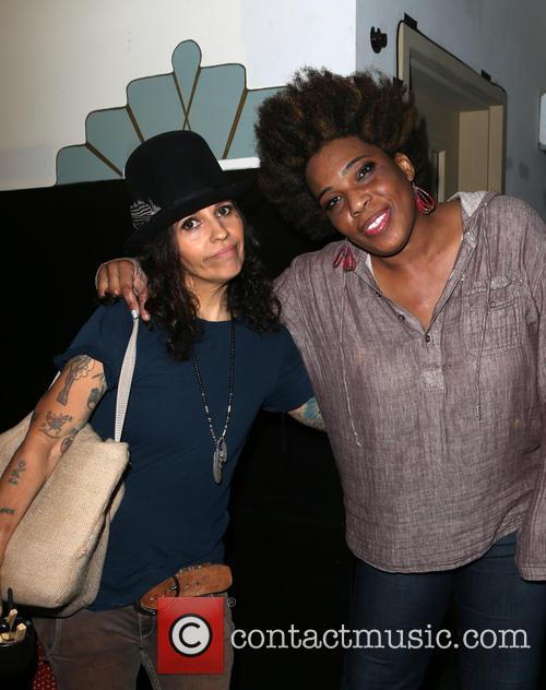 Linda Perry and Macy Gray 3