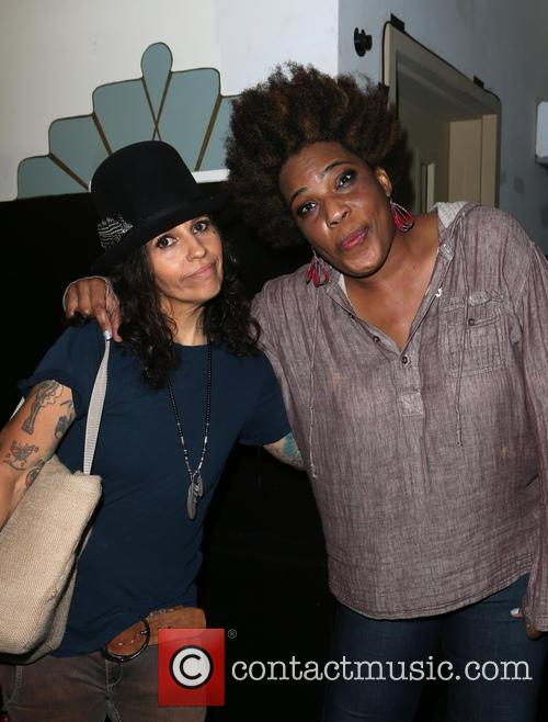 Linda Perry and Macy Gray 5