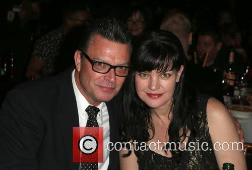 Thomas Arklie and Pauley Perrette 2