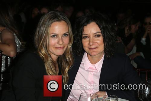 Alicia Silverstone and Sara Gilbert 4