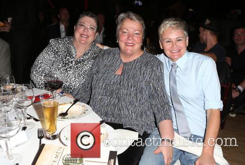 Lorri L. Jean, Gina M. Calvelli and Sue Dunlap 6