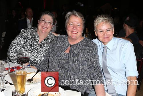 Lorri L. Jean, Gina M. Calvelli and Sue Dunlap 7