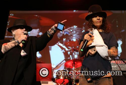 Linda Perry and Luann Boylan 9
