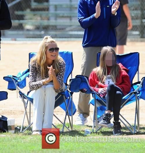 Heidi Klum and Leni Samuel 9