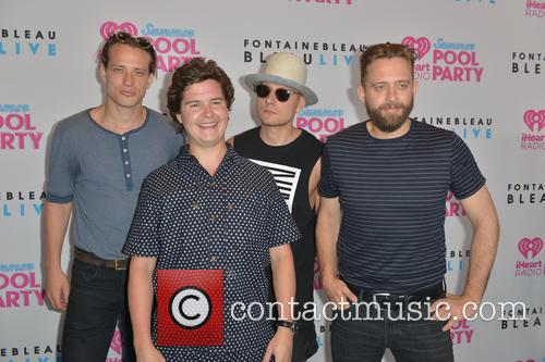 Magnus Larsson, Lukas Graham, Mark Falgren and Kasper Daugaard 1