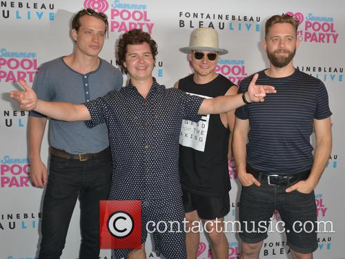 Magnus Larsson, Lukas Graham, Mark Falgren and Kasper Daugaard 2