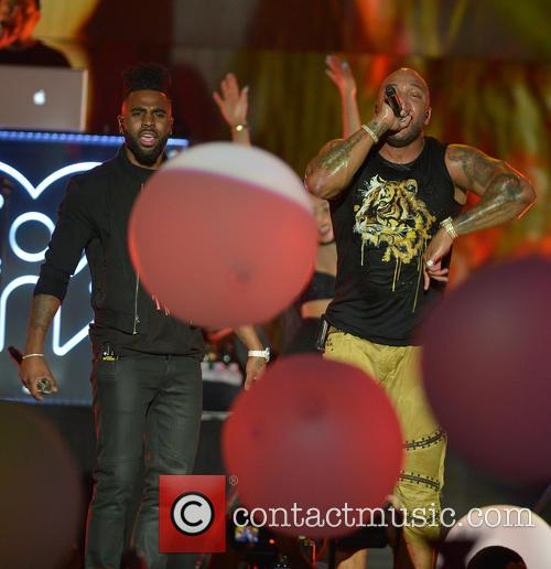 Jason Derulo and Flo Rida 1