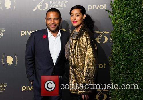 Tracy Ellis-ross and Anthony Anderson 3