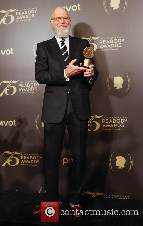 David Letterman 5