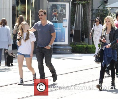 Peter Facinelli and Lola Facinelli 2