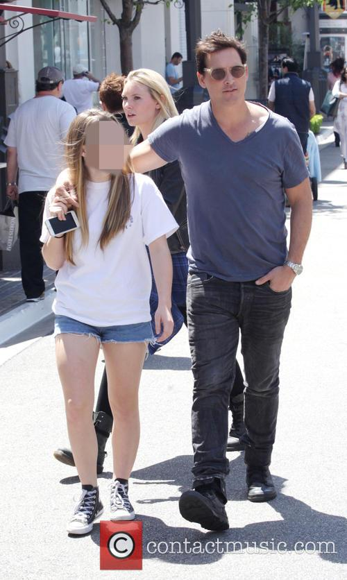 Peter Facinelli and Lola Facinelli 9