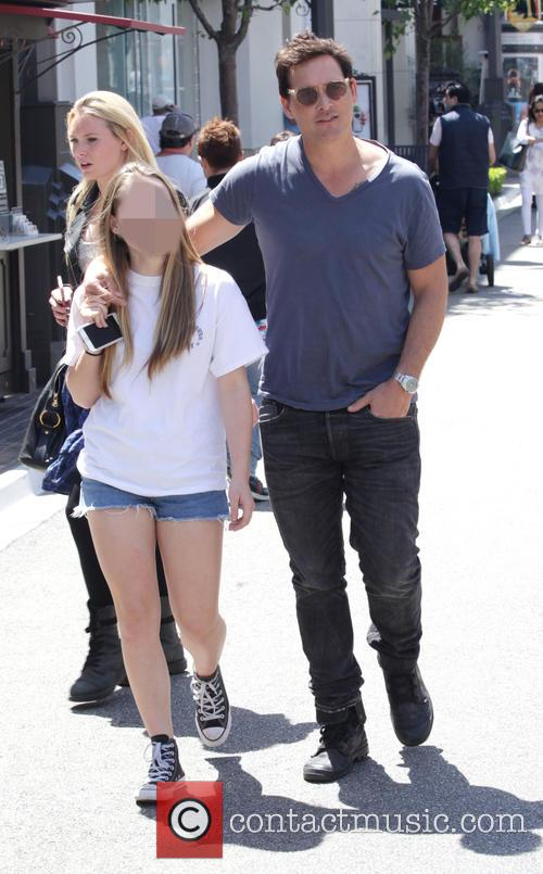 Peter Facinelli and Lola Facinelli 10