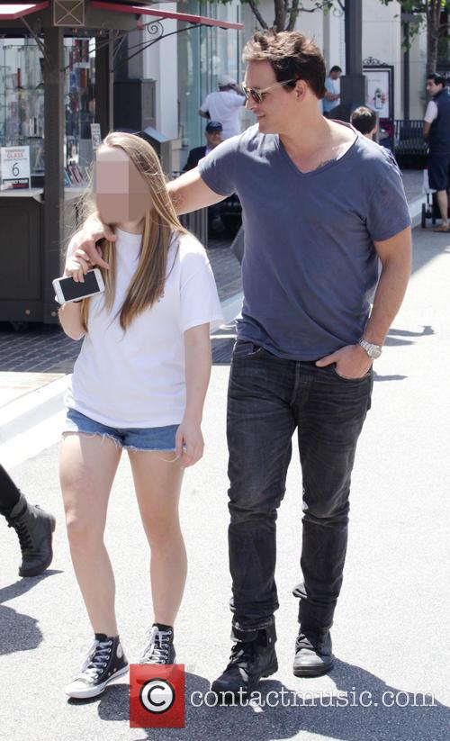 Peter Facinelli and Lola Facinelli 11