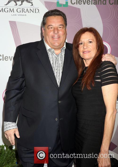 Steve Schirippa and Laura Schirippa 1