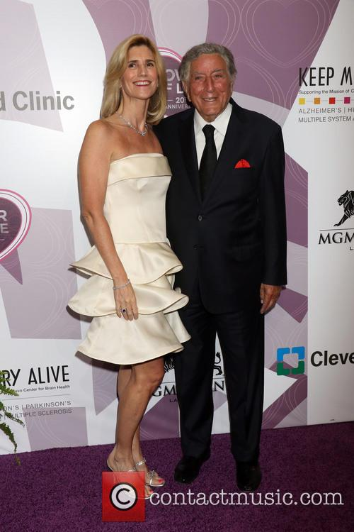 Tony Bennett and Susan Benedetto 3