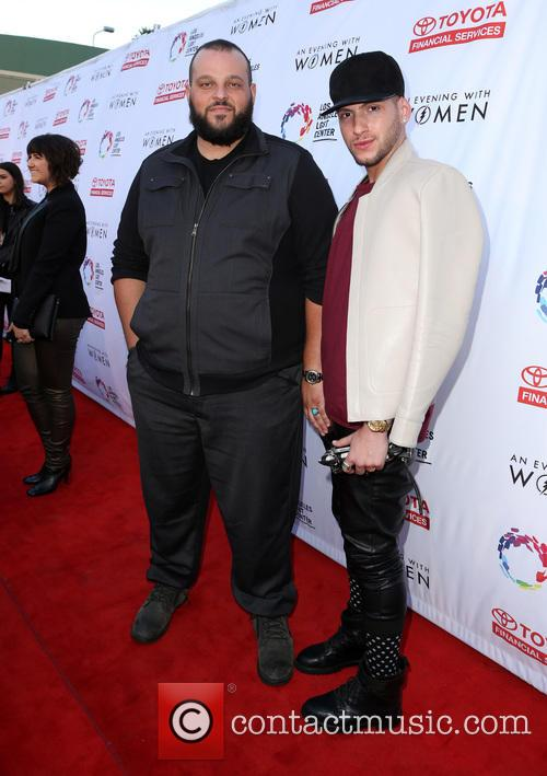 Daniel Franzese and Joseph Bradley Phillips 1