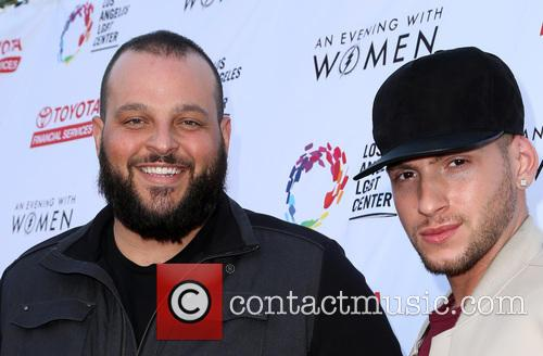 Daniel Franzese and Joseph Bradley Phillips 3