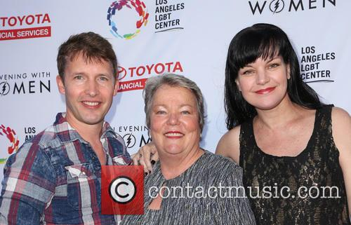 James Blunt, Pauley Perrette and Lorri L. Jean 8