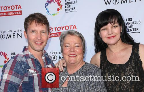 James Blunt, Pauley Perrette and Lorri L. Jean 9