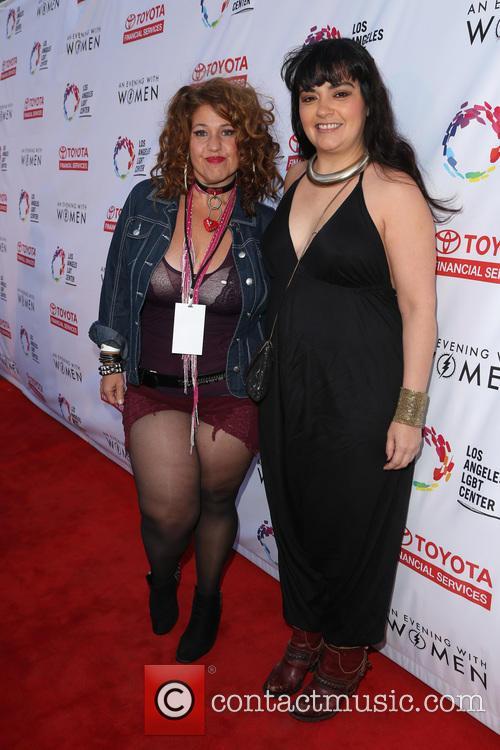 Rachel Butera and Guest 1
