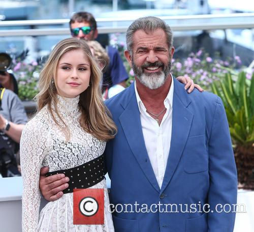 Erin Moriarty and Mel Gibson 3