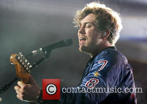 Busted and James Bourne