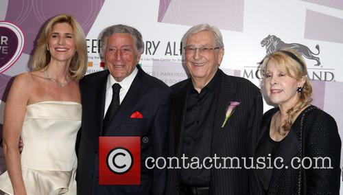 Susan Benedetto, Tony Bennett and Bill Boyd 1