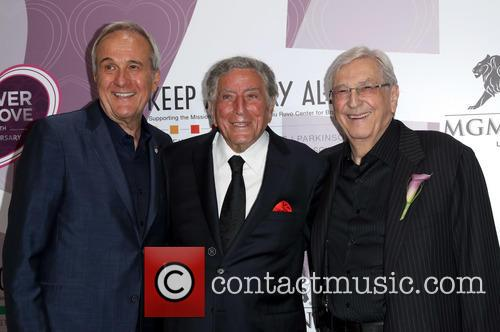 Larry Luvo, Tony Bennett and Bill Boyd 2