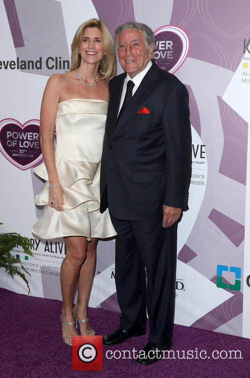 Susan Benedetto and Tony Bennett 2