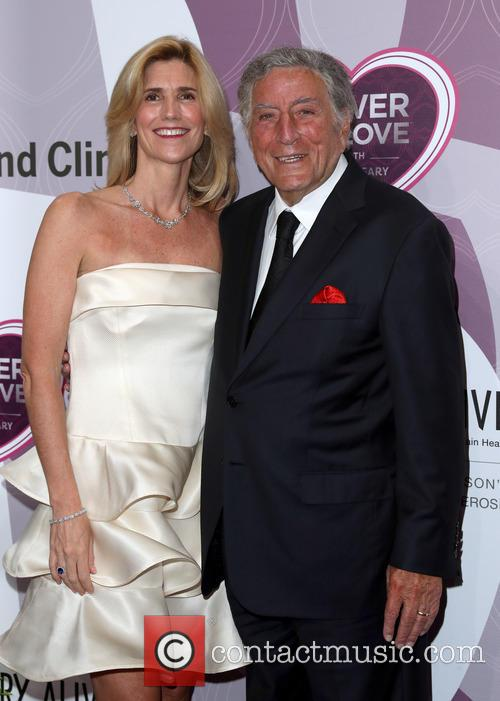 Susan Benedetto and Tony Bennett 3