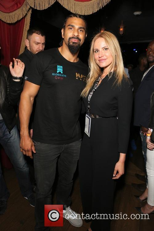 David Haye and Magdalena Gabriel 6