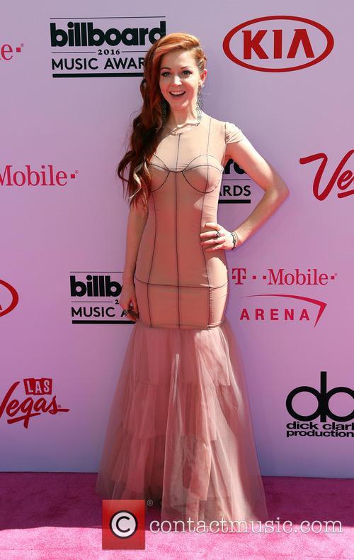 Billboard and Lindsey Sterling 6