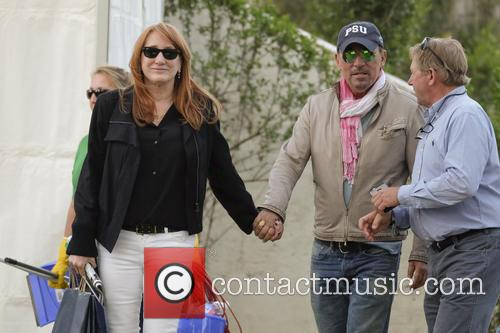 Bruce Springsteen and Patti Scialfa 4