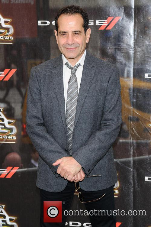 Tony Shalhoub at the 'Teenage Mutant Ninja Turtles' premiere